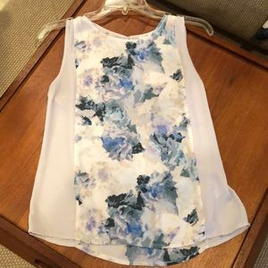 Violet and Clair Tank/Blouse